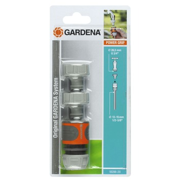 "Raccord rapide Gardena 13-15 mm 1/2"""" 5/8"""""