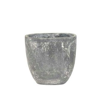 Cache-pot Anne pierre 26x13x25 cm Elho | Jardinières & pots de ...
