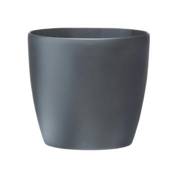 Vase Brussels Elho 20 cm anthracite