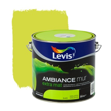 Levis Ambiance muurverf extra mat mojito 2,5L