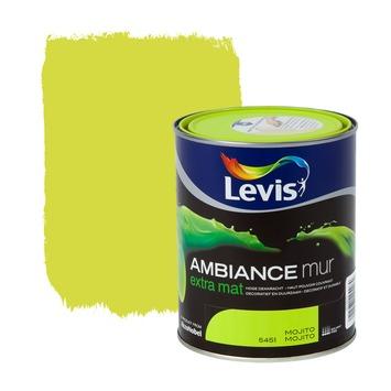 Levis Ambiance muurverf extra mat mojito 1 L