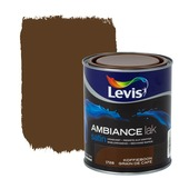 Levis Ambiance lak zijdeglans koffieboon bruin 750 ml
