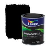 Levis Ambiance lak mat zwart 750 ml