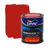 Levis Ambiance lak zijdeglans absoluut rood 750 ml