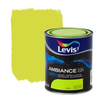 Laque Levis Ambiance mojito satiné 750 ml