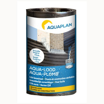 Aquaplan lood 15 cm 1,5 m