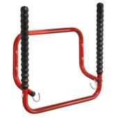 Porte-vélo repliable Mottez rouge