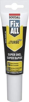 Soudal Fix All Turbo tube wit 125 ml