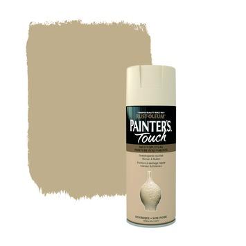 Rust-Oleum Painter's Touch spuitlak zijdeglans ivoor 400 ml