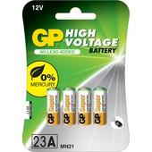 GP high voltage 12 V voor afstandsbediening 4 stuks