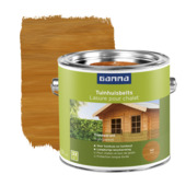 GAMMA beits tuinhuis zijdeglans teak 2,5 L