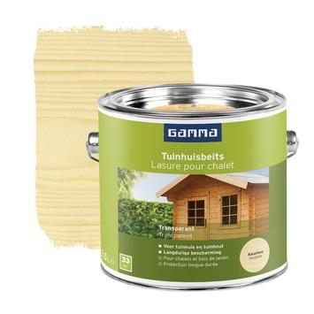 GAMMA beits tuinhuis zijdeglans kleurloos 2,5 L