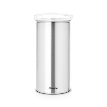 Boîte pour dosettes de café Brabantia couvercle transparent