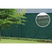 OMBRA zichtdoek groen 95% 180cmx10m