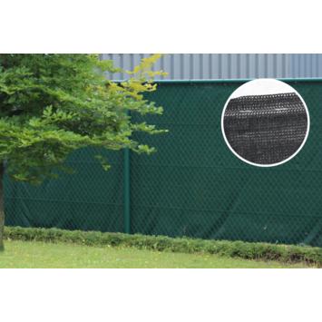 OMBRA zichtdoek zwart 95% 180cmx10m