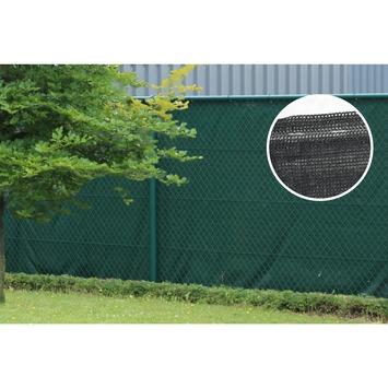 OMBRA zichtdoek zwart 95% 120cmx10m