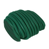 Rubberband draad in kern 6 mm 5 m