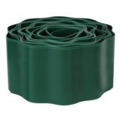 Bordure  gazon vert hauteur 9 cm longueur 9 m