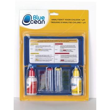 Analysekit voor chloor/pH