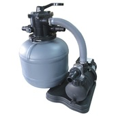 Filtre à sable pour piscine max. 8 m³/h