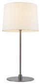Tafellamp Vesper wit