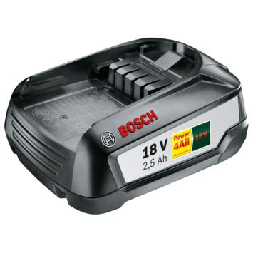 Bosch accu 18 V Li-Ion 2,5 Ah