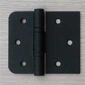 Solid deurscharnieren zwart 3 stuks