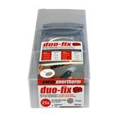 Iko Enertherm isolatie bevestigingsset 4,8x160 mm 25 stuks