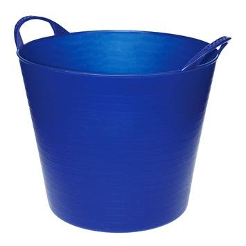 Emmer flexibel 20 L blauw