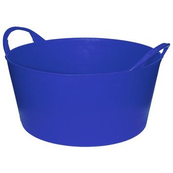 Seau flexible 10 L bleu