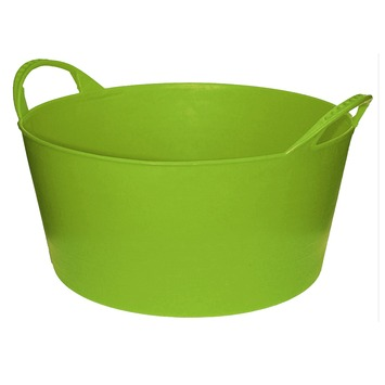 Seau flexible 10 L vert