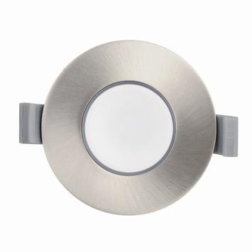 GAMMA inbouwspot LED 5W staal