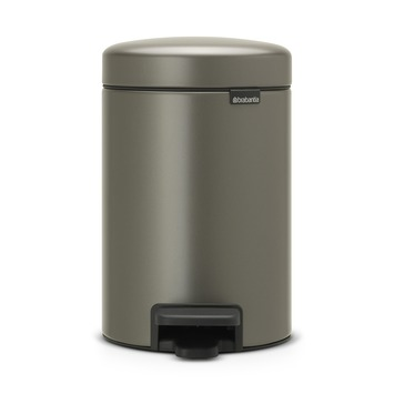Brabantia New Icon pedaalemmer platinum 3 liter