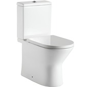 Lafiness wc-pack uitgang H zonder spoelrand en back to wall