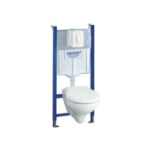 Pack WC suspendu Solido Grohe compact