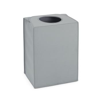 Brabantia wasmand rechthoekig grijs 55 liter