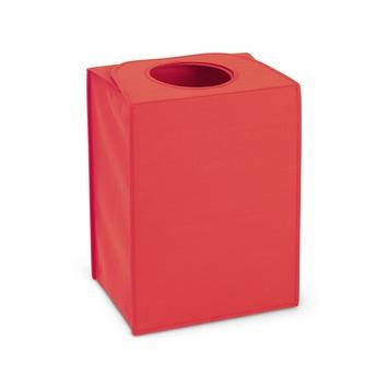 Sac à linge rectangulaire Brabantia rouge 55 litres