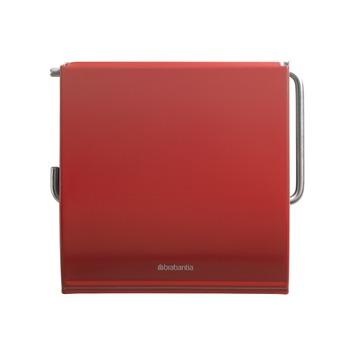Brabantia wc rolhouder rood