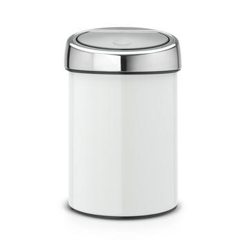 Brabantia Touch bin afvalemmer 3 liter