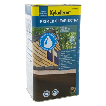 Xyladecor Primer clear extra 5 L kleurloos