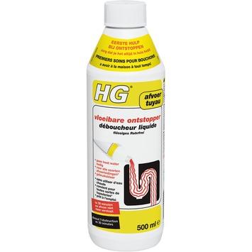 Déboucheur liquide HG 500 ml