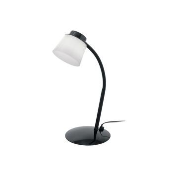 Lampe de bureau Eglo Torrina noir