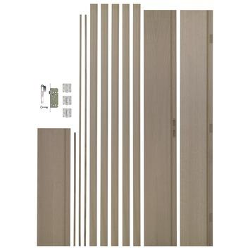 CanDo Easykit deurkassement eiken fineer 30 cm