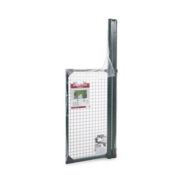 Portillon simple Fortinet 100x145 cm vert 6005