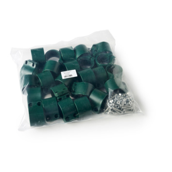 Collier Bekafor/Zenturo ø 48 mm vert 6005 25 pièces