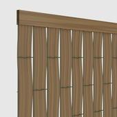 Louisiana h1m83/l=2m bambou