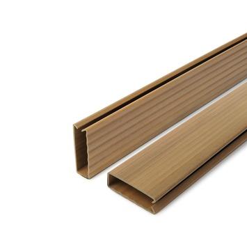 Afwerkingsprofiel 2m  bambou