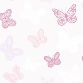 Papier peint intissé Easy Graham & Brown 100114 papillon 0,52x10 m