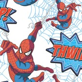 Graham & Brown Easy papierbehang Spiderman DF7329 10 m x 52 cm
