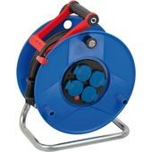 Enrouleur de câble Brennenstuhl Garant 25 m IP44 bleu